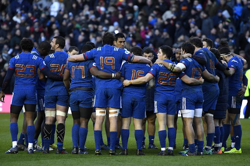 French rugby players cleared after report of sexual assault