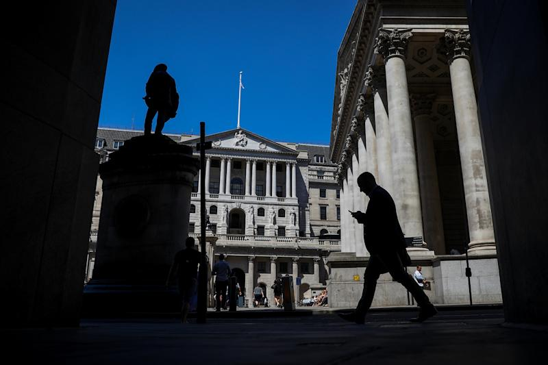 BOE's American Guru Might Be Closest Fit to Carney as Governor