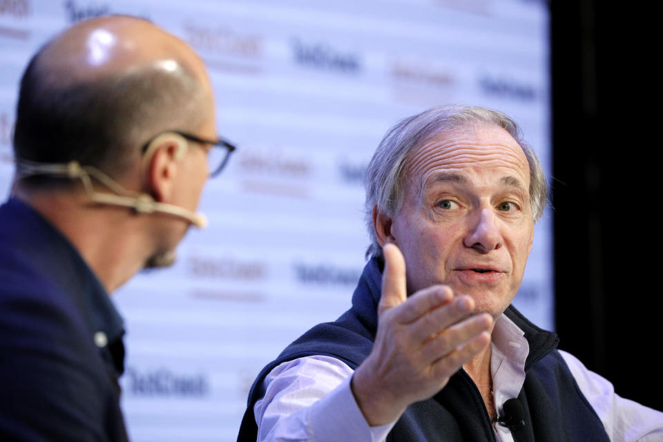 Ray Dalio. (Foto: Kimberly White/Getty Images for TechCrunch)