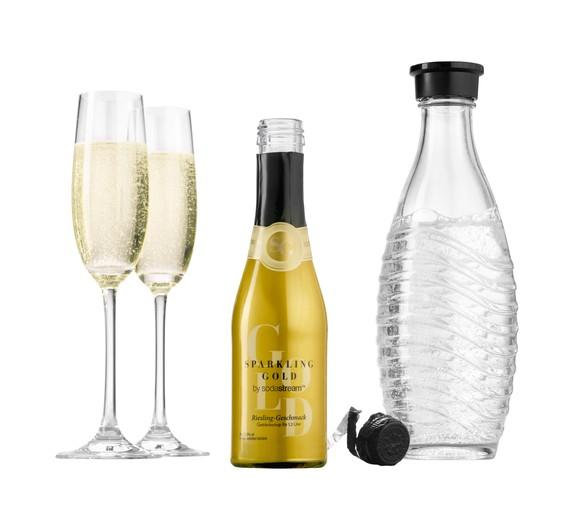 SodaStream International's Sparkling Gold wine concentrate