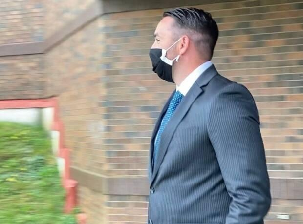The jury of a trial for RNC Const. Doug Snelgrove, accused of sexually assaulting an intoxicated civilian, has been sequestered since Thursday afternoon. (Malone Mullin/CBC - image credit)