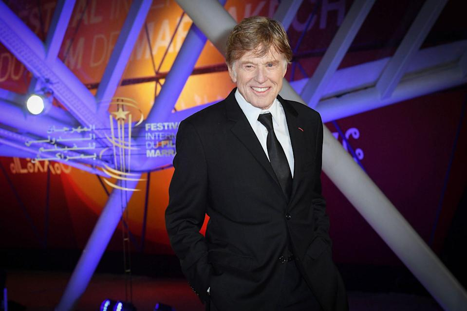 <p>Robert Redford won the Cecil B. DeMille Award in 1994.</p>