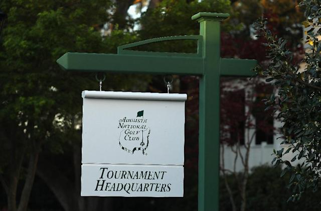 The male-dominated Augusta National Golf Club is set to add more female members (AFP Photo/Andrew Redington)