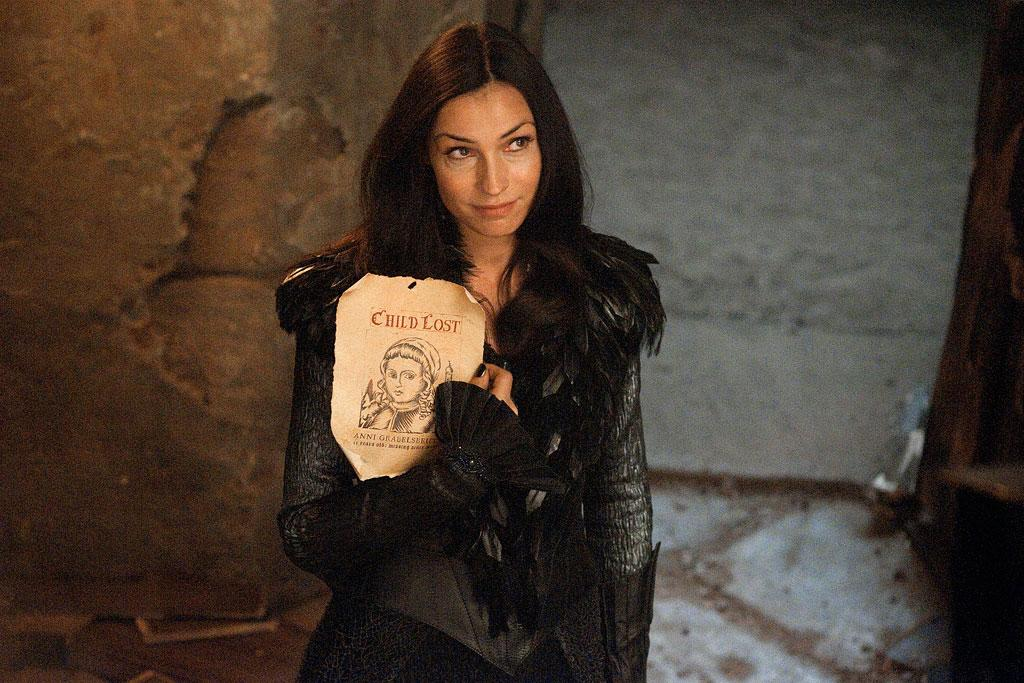 "Famke Janssen in ""Hansel & Gretel: Witch Hunters"" - 2013"