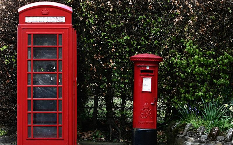 A village want to save its beloved red telephone box - because it helped protect them from the Nazis.  - Getty Images