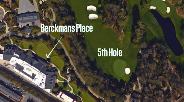 Berckmans Place, the ultimate VIP hospitality