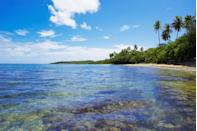 """<p><strong>Best camping in Puerto Rico:</strong> Parque Nacional Balneario Seven Seas Campground</p> <p>Park your tent just steps from the sea, at one of <a href=""""https://www.cntraveler.com/destinations/puerto-rico?mbid=synd_yahoo_rss"""" rel=""""nofollow noopener"""" target=""""_blank"""" data-ylk=""""slk:Puerto Rico's"""" class=""""link rapid-noclick-resp"""">Puerto Rico's</a> beloved, crescent-shaped beaches. Soak up the Caribbean sunshine and snorkel right off the sand, then grab a rental car and switch gears for a short drive into the <a href=""""https://www.cntraveler.com/activities/el-yunque-national-forest?mbid=synd_yahoo_rss"""" rel=""""nofollow noopener"""" target=""""_blank"""" data-ylk=""""slk:El Yunque rainforest."""" class=""""link rapid-noclick-resp"""">El Yunque rainforest.</a></p>"""