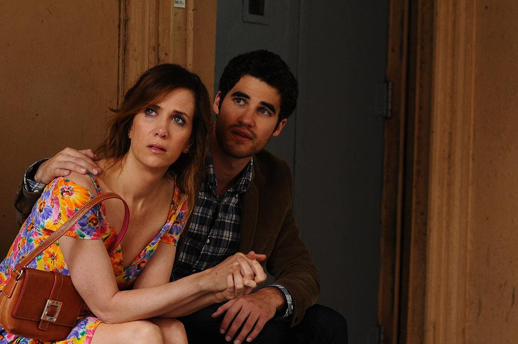 "Kristen Wiig and Darren Criss in ""Imogene"" - 2012"