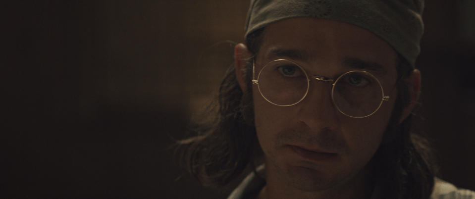 Shia LaBeouf in HONEY BOY - Courtesy of Amazon Studios