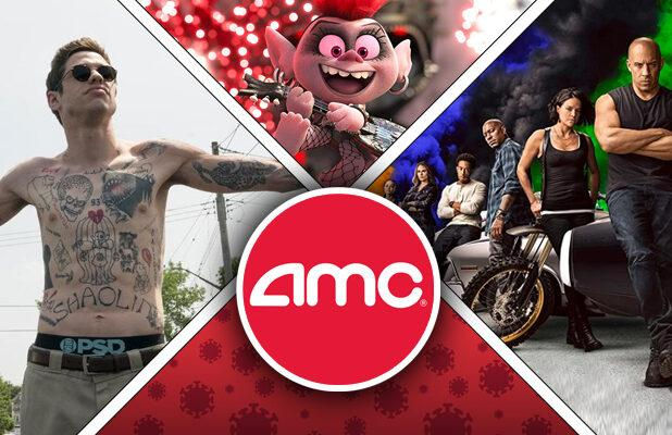 AMC, Universal Reach Deal for Films to Stream On-Demand 17 Days After Hitting Theaters