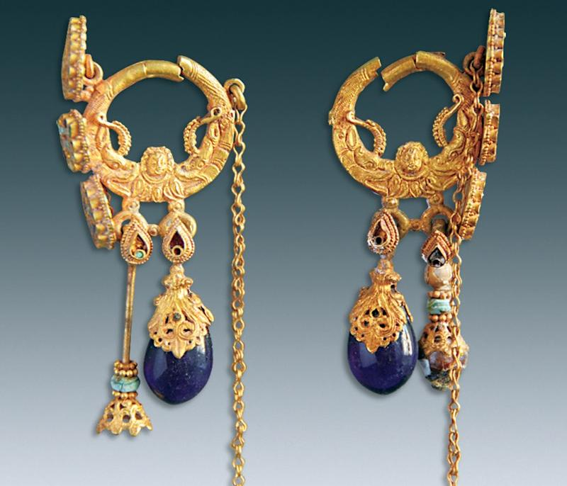 Ancient Bling: Exquisite Jewelry Found in Tomb of Chinese Woman