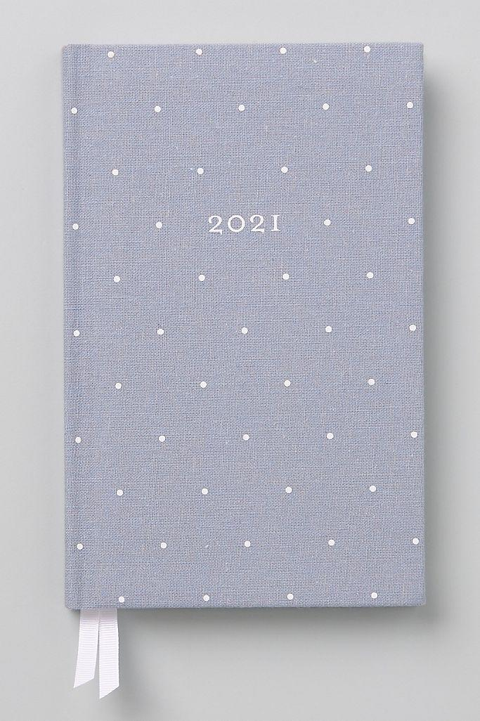 Sugar Paper Polka Dot Bound 2021 Planner. Image via Anthropologie.