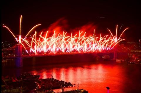 Macy's 4th of July Fireworks® The Nation's Largest Independence Day Celebration Will Ignite The Night Live from the Brooklyn Bridge
