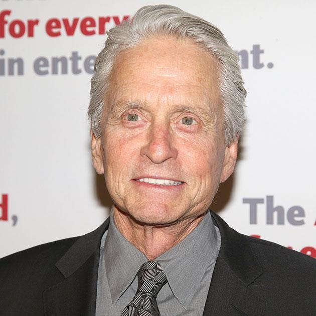 Cameron's father, Michael Douglas. Source: Getty