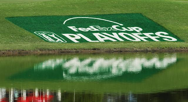 The Tour Championship is here. (Getty Images)