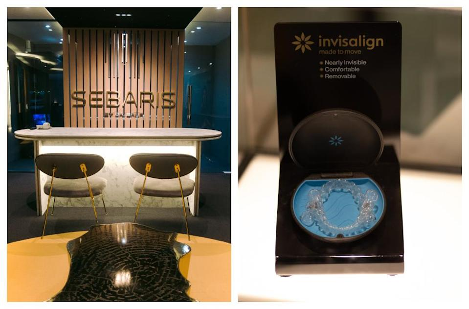 To get customised aligners, head over to Dr Bala's clinic in Jalan Tun Razak. — Picture courtesy of SEBARIS By Dr Bala