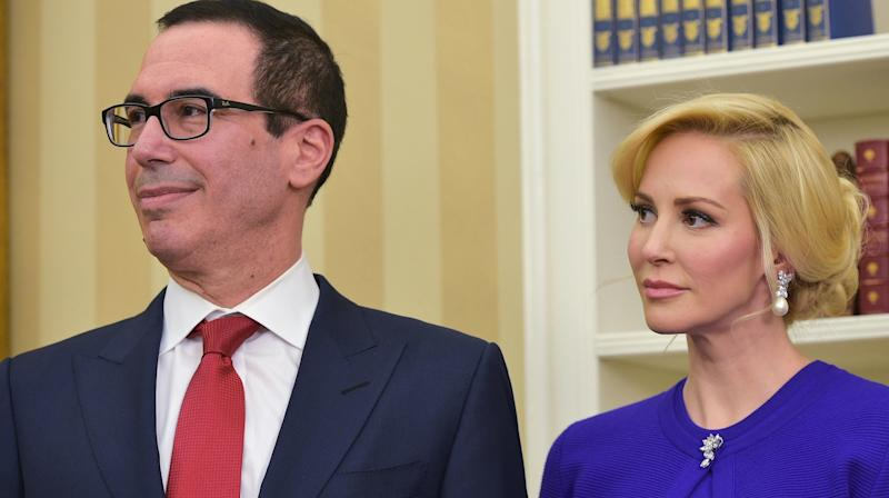 Louise Linton Apologizes For 'Indefensible' Instagram Post