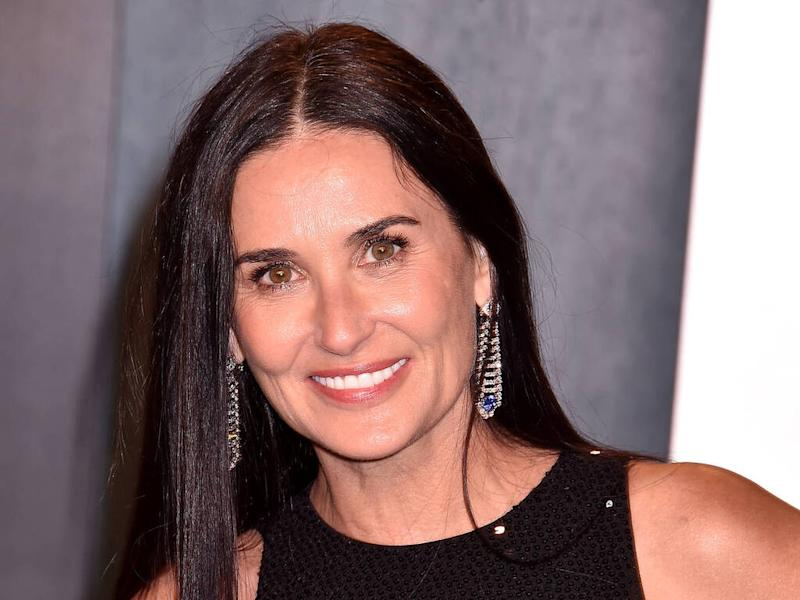 Demi Moore encourages women to get 'to know your body' with new podcast