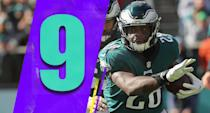 <p>If the Eagles win six of their last nine, that puts them at just 9-7 and that's no guarantee to qualify for the playoffs. Whatever ails them, they need to fix it very soon. (Wendell Smallwood) </p>