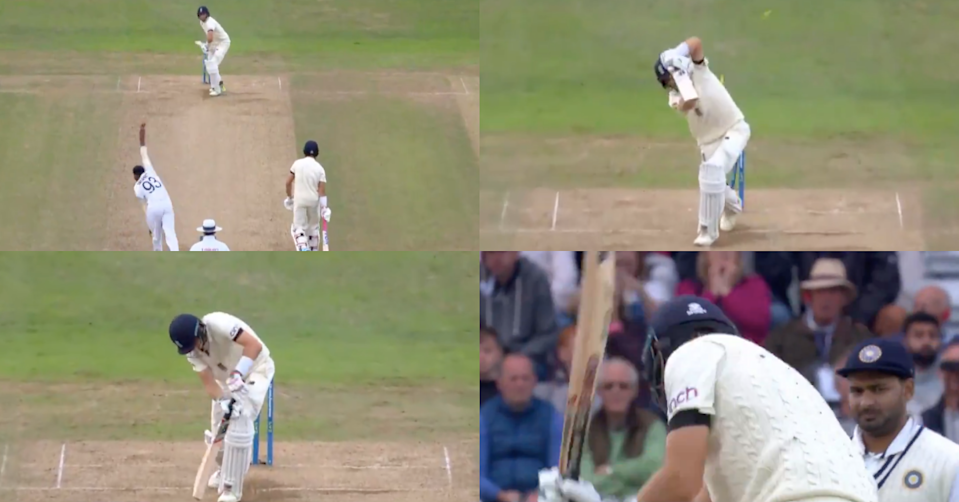 Watch: Jasprit Bumrah Cleans Up Joe Root To Send Back English Skipper For 121 At Headingley