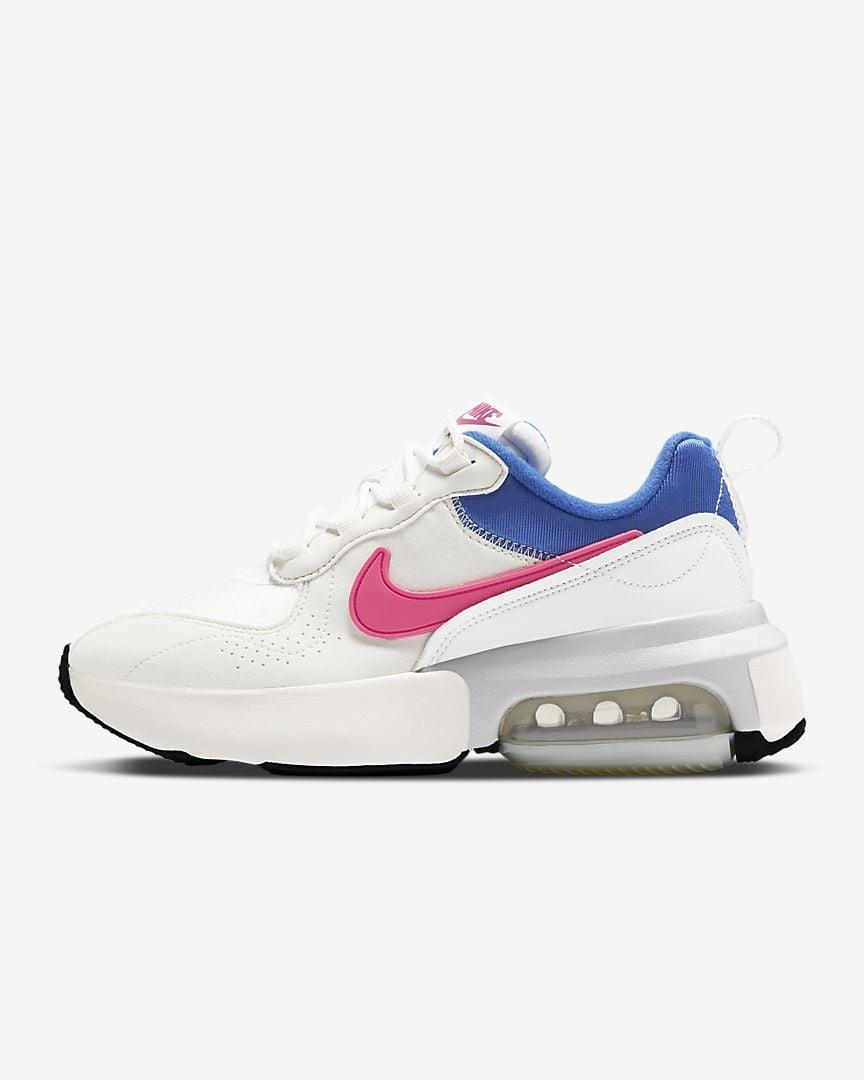 "<p>These <a href=""https://www.popsugar.com/buy/Nike-Air-Max-Verona-Sneakers-584516?p_name=Nike%20Air%20Max%20Verona%20Sneakers&retailer=nike.com&pid=584516&price=130&evar1=fab%3Aus&evar9=47571677&evar98=https%3A%2F%2Fwww.popsugar.com%2Ffashion%2Fphoto-gallery%2F47571677%2Fimage%2F47571945%2FNike-Air-Max-Verona-Sneakers&list1=shopping%2Cshoes%2Csneakers%2Csummer%2Csummer%20fashion%2Cfashion%20shopping&prop13=mobile&pdata=1"" rel=""nofollow noopener"" class=""link rapid-noclick-resp"" target=""_blank"" data-ylk=""slk:Nike Air Max Verona Sneakers"">Nike Air Max Verona Sneakers</a> ($130) are incredibly comfortable.</p>"