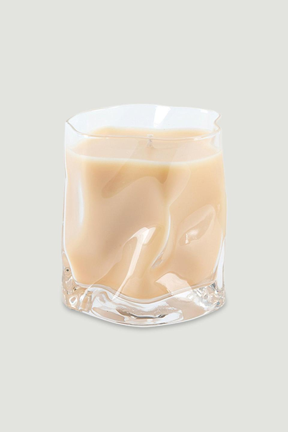"""<strong>Under £150</strong><br><br>I recently read something about toxic candles and started to stress about the contents of my collection. On my subsequent search for natural wax alternatives, I found this candle which not only smells divine but also comes in a lovely, hand-blown glass holder.<br><br><strong>Cyre</strong> EROS Candle, $, available at <a href=""""https://aspect-online.co.uk/products/eros-candle?trail=vendor"""" rel=""""nofollow noopener"""" target=""""_blank"""" data-ylk=""""slk:Aspect Online"""" class=""""link rapid-noclick-resp"""">Aspect Online</a>"""