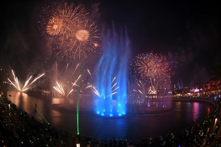 The glitzy emirate of Dubai breaks a new Guinness world record this time with the largest fountain ever