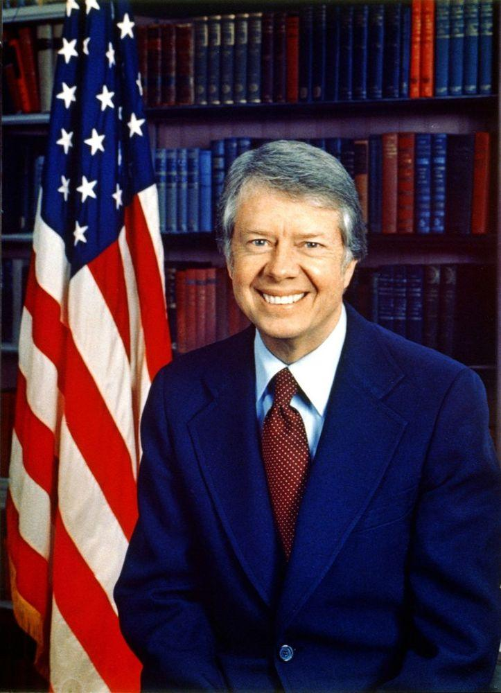 Jimmy Carter in 1977 | Library of Congress/MCT/MCT via Getty