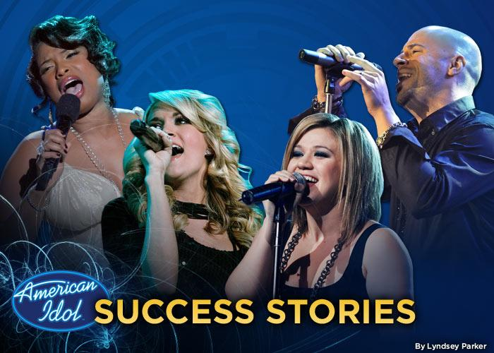 """When a little amateur singing competition called <a href=""""/american-idol/show/34934"""">""""American Idol""""</a> hit the airwaves six years ago, few could have imagined the monster hit it would become -- let alone that it would spawn chart-topping superstars, Grammy winners and even an Oscar winner. Fan favorite Michael Johns may have been eliminated, but don't shed too many tears for the talented guy. You don't have to be an """"Idol"""" winner to have a winning post-Idol career in music. And if he's smart, he'll take his newfound fame and run with it... just like these former """"Idol"""" contestants did. Click through this slideshow to see some of """"Idol's"""" greatest success stories."""