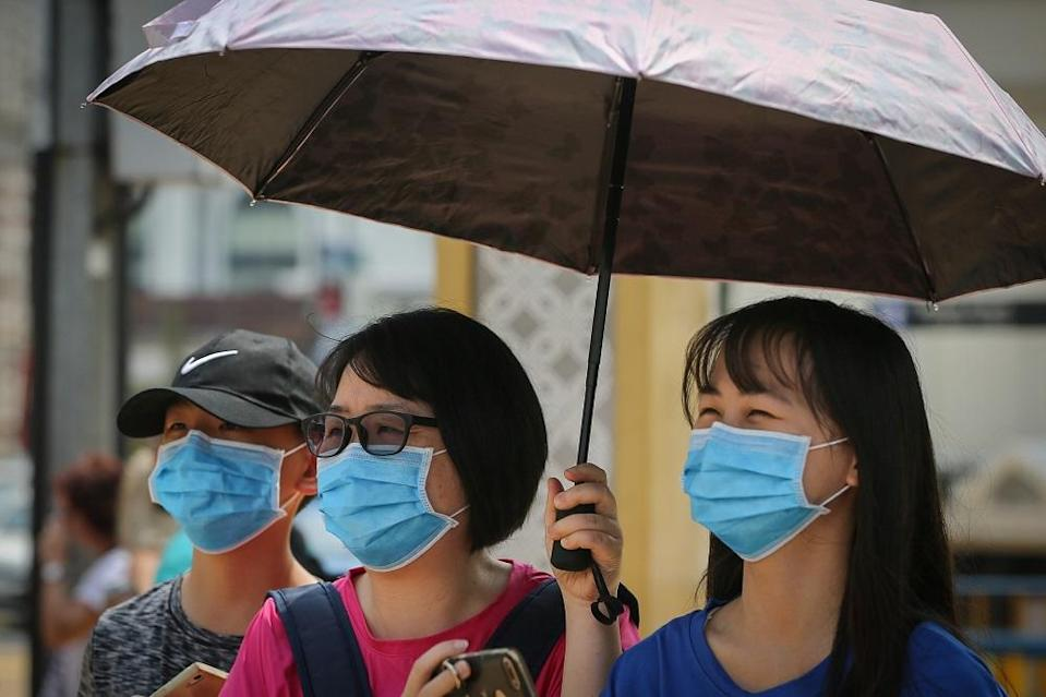 Senior Minister Datuk Seri Ismail Sabri Yaakob said that 196 out of 857 individuals that were arrested yesterday were due to not complying with the directive to wear face masks. — Picture by Yusof Mat Isa
