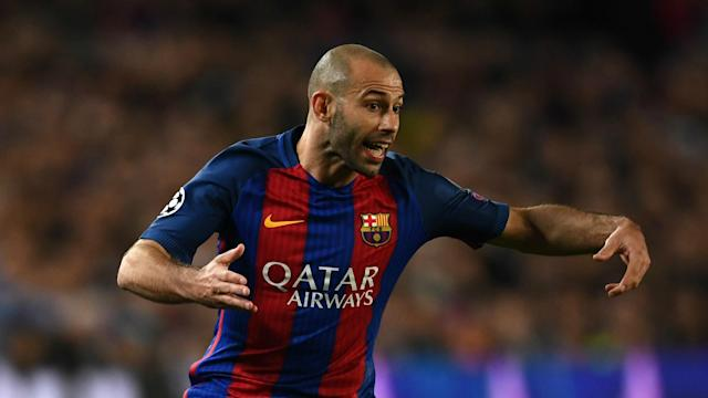 Barcelona's 3-1 win over Juventus in the 2015 Champions League final will not impact on Tuesday's quarter-final, says Javier Mascherano.
