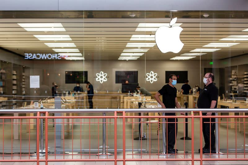 Apple says full return to offices not until the end of the year: Bloomberg News