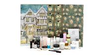 """<p>Following its success last year, Liberty London has launched a beauty advent calendar for 2018 and it's a sure-fire winner. Behind its 25 doors is a selection of favourites from luxury brands including Diptyque, Byredo and Hourglass. Available from <a href=""""https://www.libertylondon.com/"""" rel=""""nofollow noopener"""" target=""""_blank"""" data-ylk=""""slk:October 24"""" class=""""link rapid-noclick-resp"""">October 24</a>. </p>"""