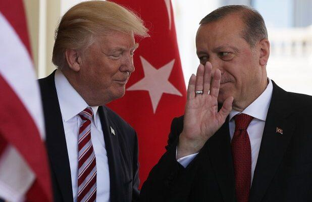 Donald Trump Sends Bizarre Letter to Turkey's Erdogan: 'Don't Let the World Down'
