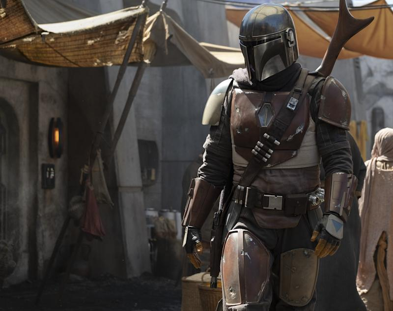 The Mandalorian (Credit: Disney)