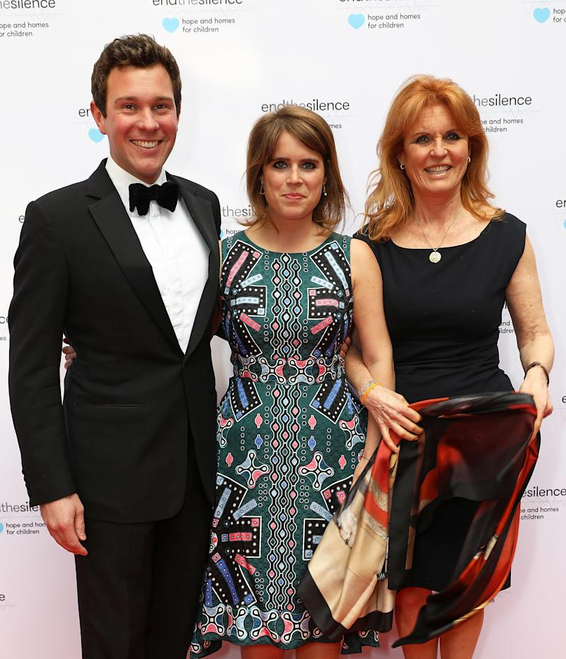 Princess Eugenie's Mom Is Sharing Some Really Embarrassing