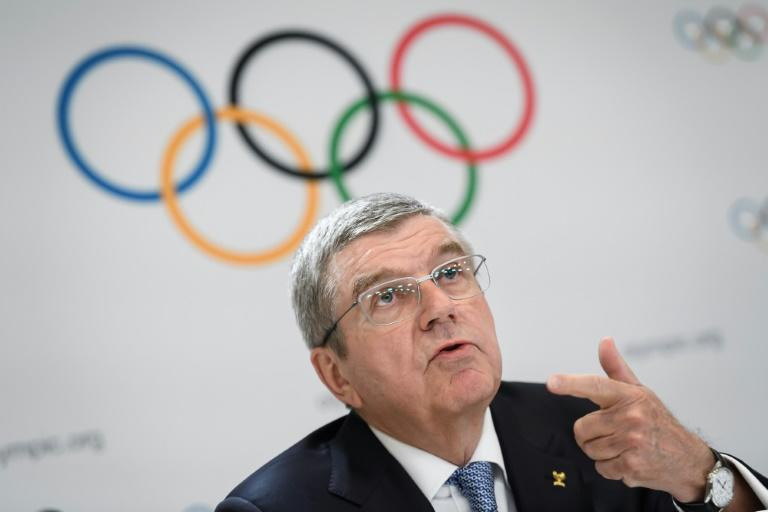 IOC President Thomas Bach insists that it is too early for the Olympics to be postponed, as the start is four months away