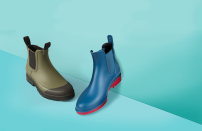 """<p>Finding the perfect rain boots is easier said than done: You'll need them to be stylish so you'll actually want to wear them with your <a href=""""https://www.goodhousekeeping.com/clothing/g27496581/best-raincoats-for-women/"""" rel=""""nofollow noopener"""" target=""""_blank"""" data-ylk=""""slk:raincoat"""" class=""""link rapid-noclick-resp"""">raincoat</a> and <a href=""""https://www.goodhousekeeping.com/clothing/umbrella-reviews/g2152/best-umbrellas/"""" rel=""""nofollow noopener"""" target=""""_blank"""" data-ylk=""""slk:umbrella"""" class=""""link rapid-noclick-resp"""">umbrella</a>, but they also need to be functional to keep your feet dry and safe from slipping in wet weather. Not to mention, they should be comfortable and durable so you'll be able to get lots of use out of them.<br></p><p>The <a href=""""https://www.goodhousekeeping.com/institute/about-the-institute/a19748212/good-housekeeping-institute-product-reviews/"""" rel=""""nofollow noopener"""" target=""""_blank"""" data-ylk=""""slk:Good Housekeeping Institute"""" class=""""link rapid-noclick-resp"""">Good Housekeeping Institute</a> Textiles Lab has tested rain boots by evaluating whether they're truly waterproof and seeing how long the insides take to dry if water should happen to seep in from the top. We've also had consumer testers try them on to make sure they feel comfortable, fit well, and look attractive. The rain boots ahead are either the winners from our test, picks from our fashion team, or newer styles with unique features and rave reviews from consumers. <strong>Here are the best rain boots for women:</strong><br></p>"""