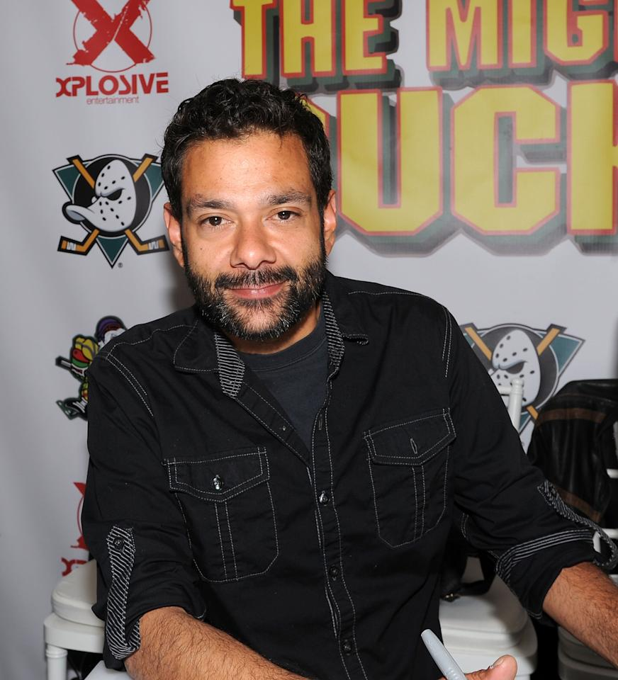 <p>Most recently, Shaun Weiss — who is best known for his role in The Mighty Ducks — joined the ranks of those who have been arrested after kid fame. The actor played goalie Greg Goldberg in the '90s Disney movie.<br />Source: Getty </p>