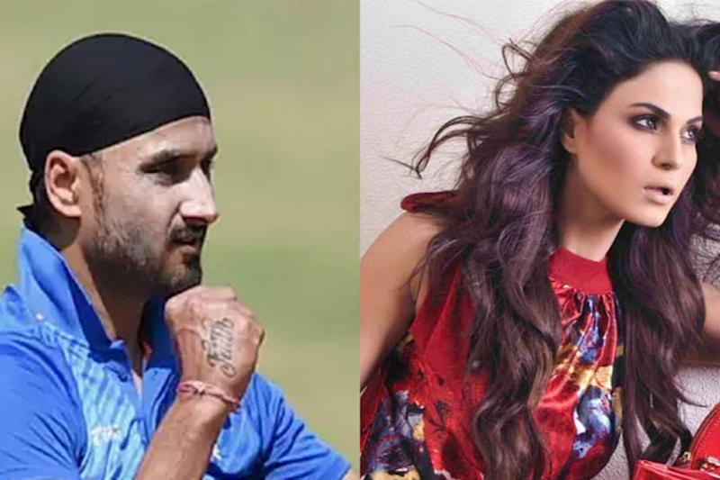 Harbhajan Mocks Veena Malik's English in Twitter War Over Imran Khan's Speech