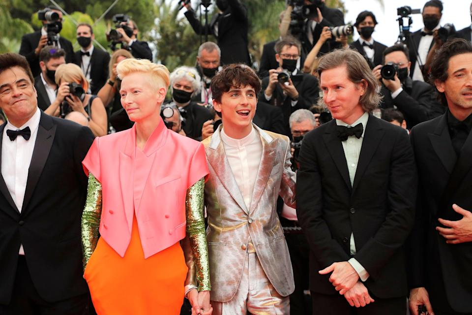 CANNES-THE FRENCH DISPATCH (AP)