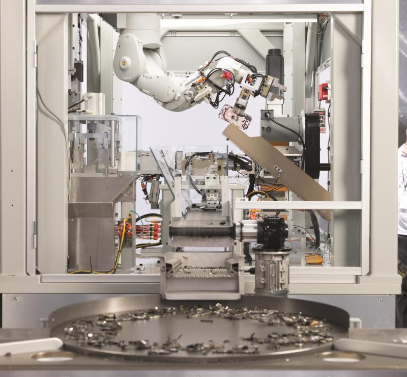 Watch Apple's new disassembly robot take down 200 iPhones an hour