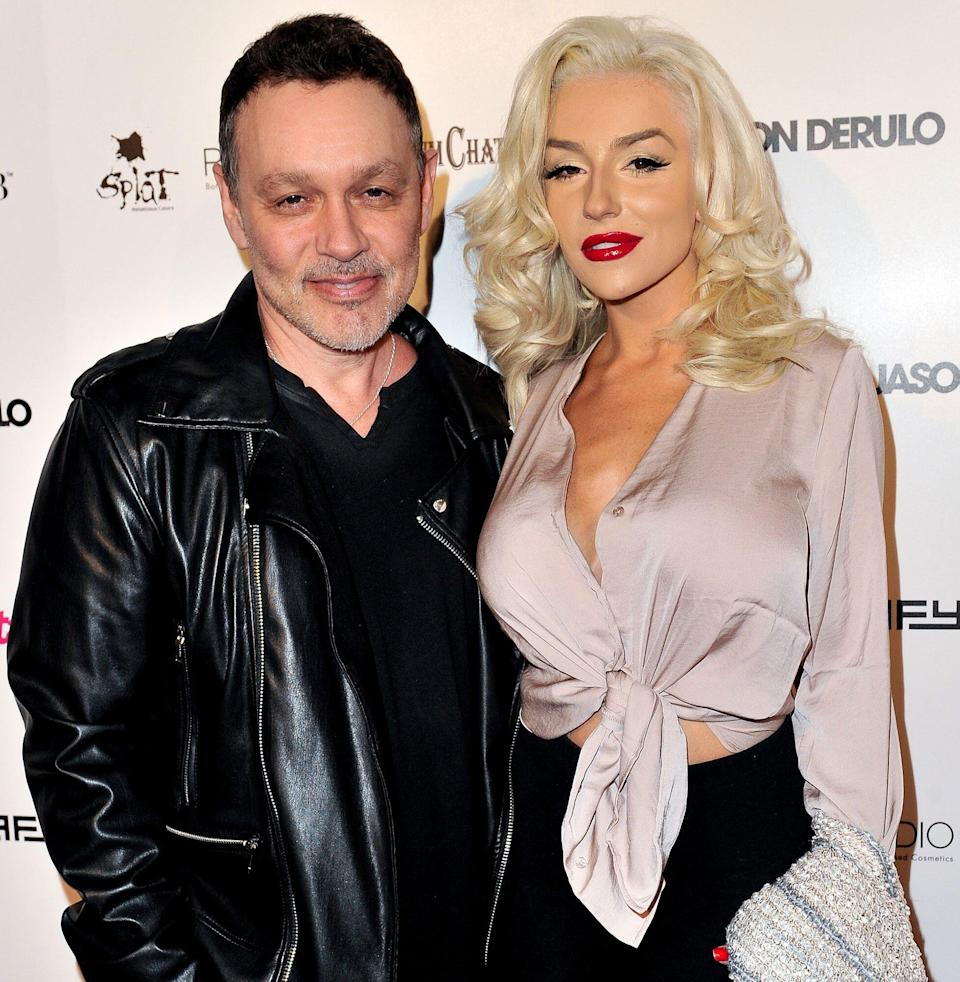 Courtney Stodden Confirms She & Doug Hutchison Are Officially Divorced: 'I Was Taken Advantage of'