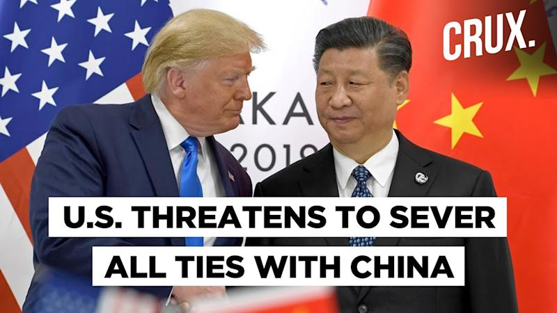 Donald Trump: The U.S. Can Save $500 bn If It Cuts Off Ties With China