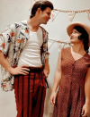 """<p>If you're looking for <a href=""""https://www.instagram.com/p/CHBTUiEnAF7/"""" rel=""""nofollow noopener"""" target=""""_blank"""" data-ylk=""""slk:an iconic couples costume"""" class=""""link rapid-noclick-resp"""">an iconic couples costume</a>, why not dress as Ace Ventura and his love interest Melissa Robinson. </p><p><a class=""""link rapid-noclick-resp"""" href=""""https://www.amazon.com/Hawaiian-Shirts-Sleeve-Regular-Floral/dp/B07PWX23ZR?tag=syn-yahoo-20&ascsubtag=%5Bartid%7C10072.g.37059504%5Bsrc%7Cyahoo-us"""" rel=""""nofollow noopener"""" target=""""_blank"""" data-ylk=""""slk:SHOP HAWAIIAN SHIRT"""">SHOP HAWAIIAN SHIRT</a></p>"""