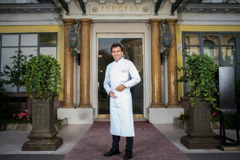 French Michelin star chef Yannick Alleno wants to reinvent fine dining for a post-Covid age