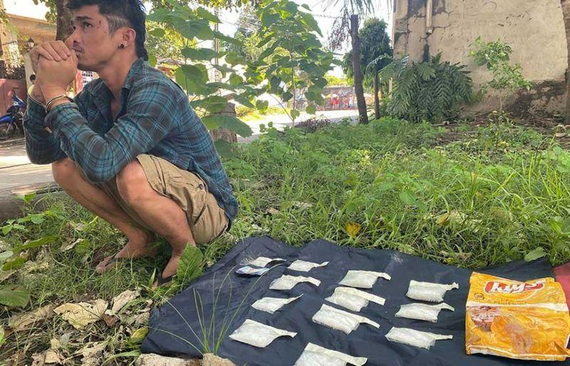Illegal drugs worth P7.7 Million recovered