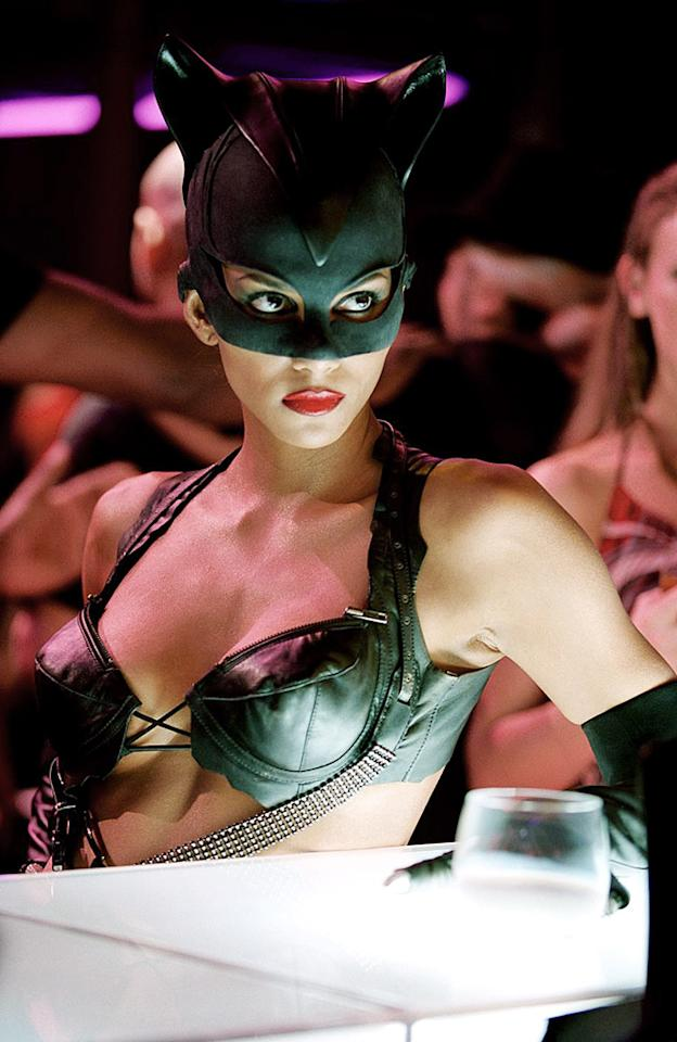 <strong>Halle Berry - Catwoman (2004)</strong><br><br>Coming off her 2001 Oscar-win for Monster's Ball, Halle Berry then crashed and burned as the lead in the ill-advised Catwoman movie, which boasts a humiliating 10% rating on movie review site Rotten Tomatoes and won Berry the 2005 Razzie Award for worst actress.
