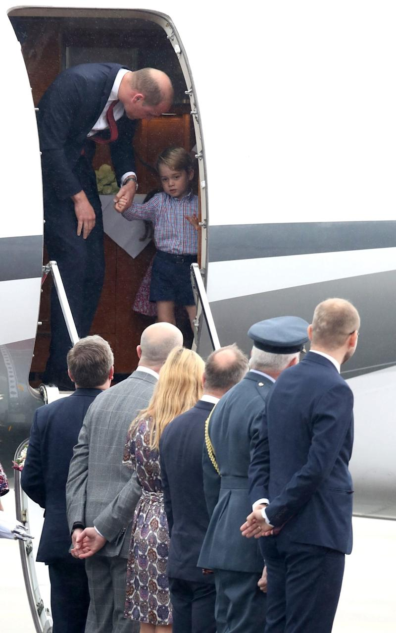 Prince George - Credit: Chris Jackson/Getty