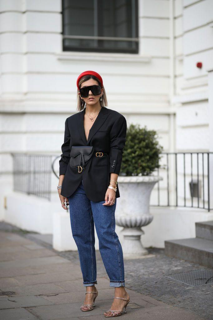 <p>The season's hottest accessory is the headband. Bold colors with bold materials, all to create a bold outfit. This versatile headpiece isn't just for the preppy girl anymore. Get creative and pair it with your edgiest look. <br><br></p>